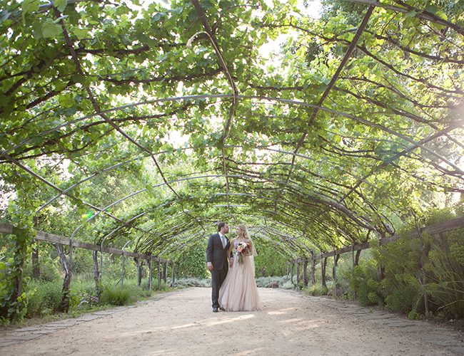 ... Romantic Blush Elopement ... & Romantic Blush Wine Country Elopement - Inspired By This