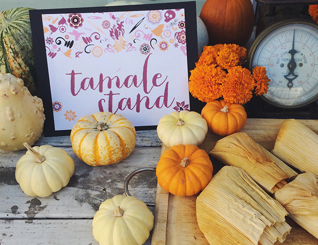 Fall Fiesta Birthday Party