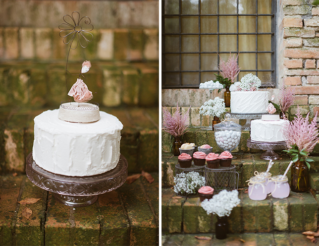 French Chateau Bridal Shower