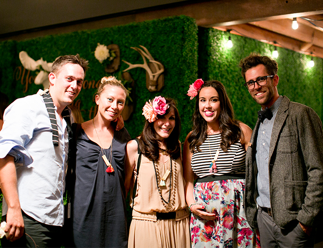Fall Tassels and Tastemakers Party