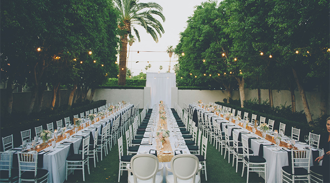 Desert Wedding at The Viceroy