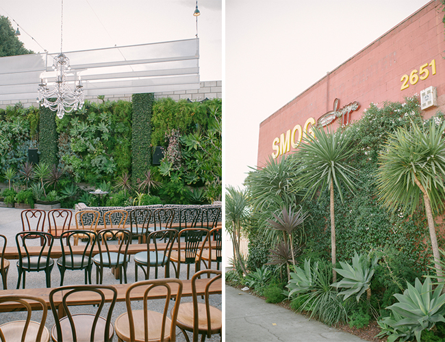 Winter Wedding at The Smog Shoppe