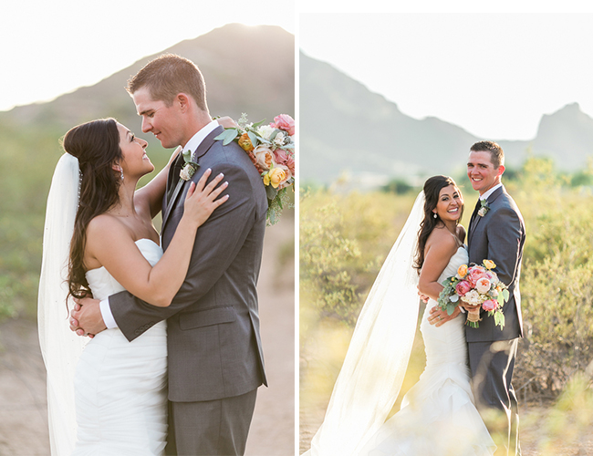 Rustic Spring Wedding