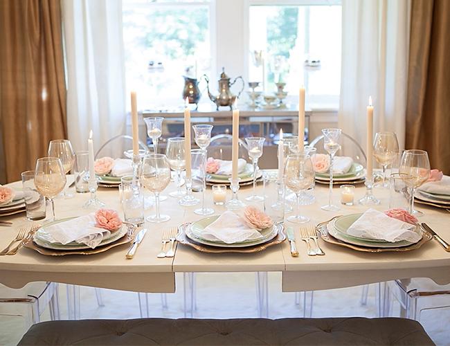 Rockfield Manor Dinner Party