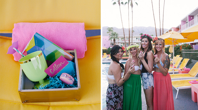 Palm Springs Bachelorette Weekend