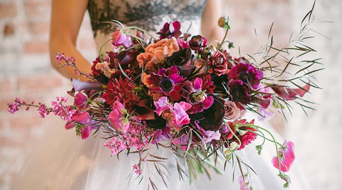 Inspired By Purple Wedding Ideas