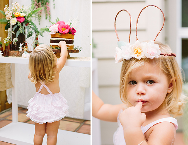 Bunny Brunch Birthday Party