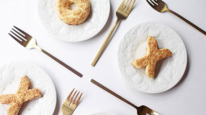 XOXO Doughnut Recipe