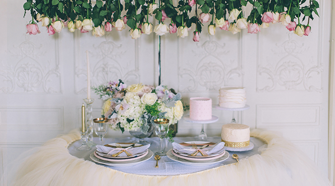 Feminine French Wedding Inspiration