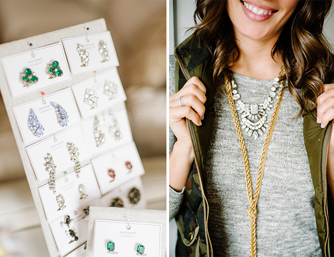 Meet Jillian Bremer of Sweet & Spark Vintage Jewelry