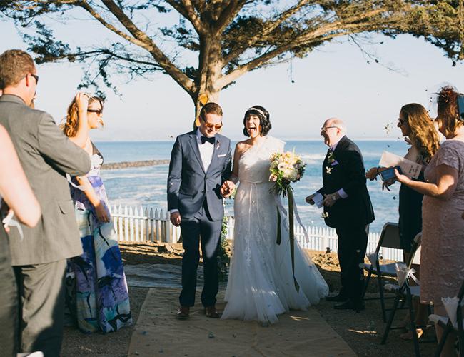 San Luis Obispo Lighthouse Wedding