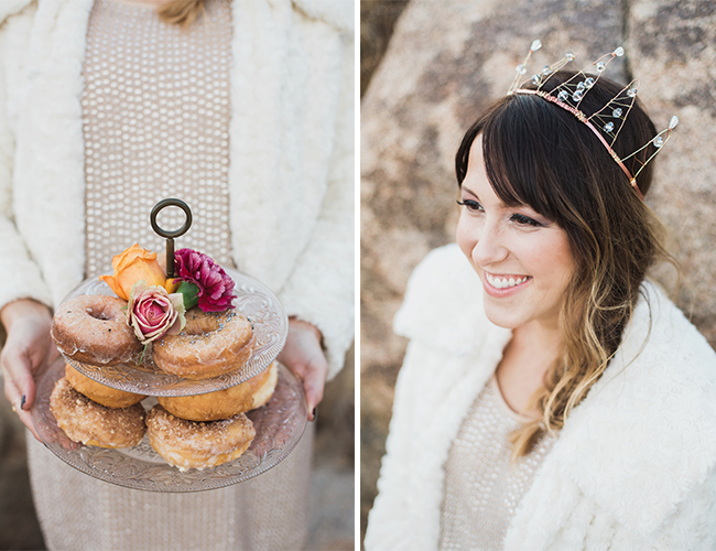 Joshua Tree Bridal Shower Tea