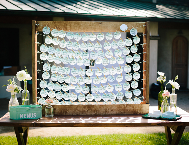 Rustic Glam Estate Wedding