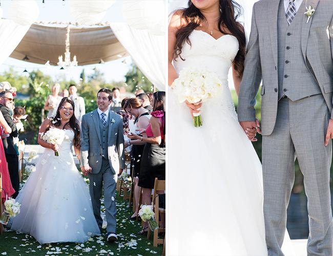 Chic Napa Valley Wedding