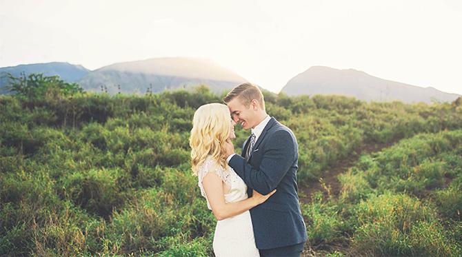 Day After Maui Wedding Photos