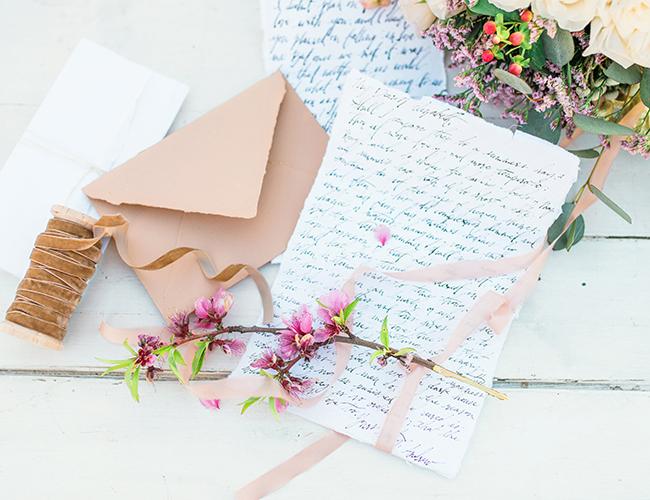 Cherry Blossom Bridal Inspiration