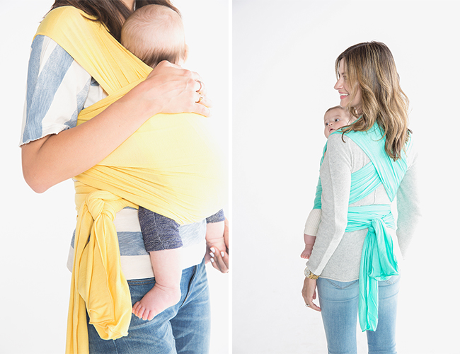 Working Mom: Elle Rowley of Solly Baby