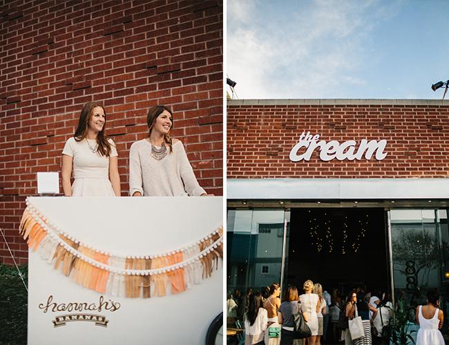 The Cream Event