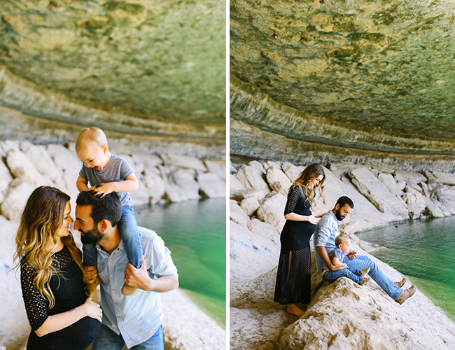 Austin Rocky Maternity Photos