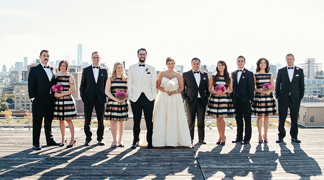 New York City Kate Spade Wedding