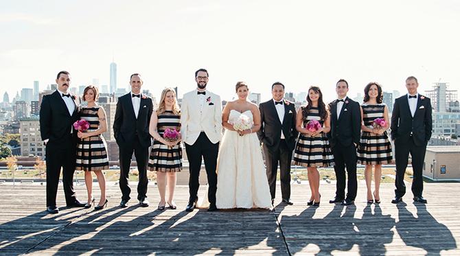 New York City Kate Spade Wedding