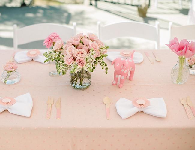 Pink Puppy Birthday Party
