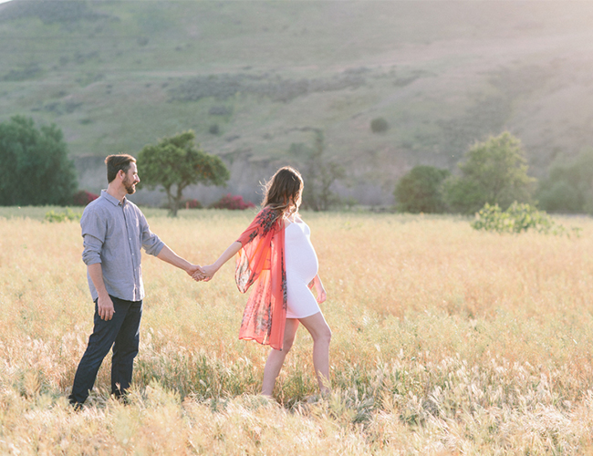 242ce2f3c415b San Juan Capistrano Rustic Maternity Photos - Inspired By This