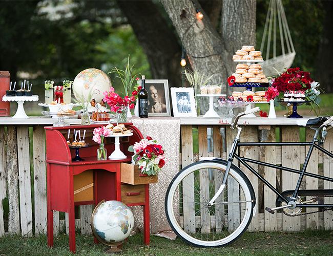 Americana Wedding Inspiration