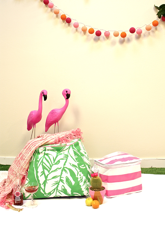 Lilly Pulitzer Inspired Summer Party