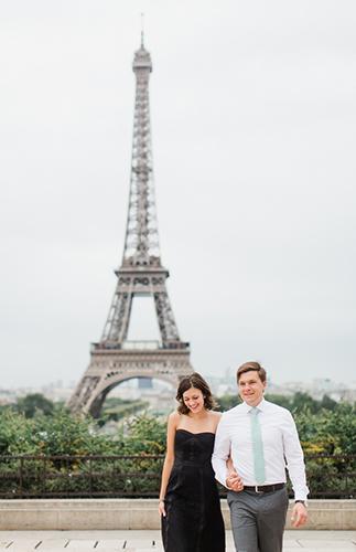 Paris Anniversary Shoot