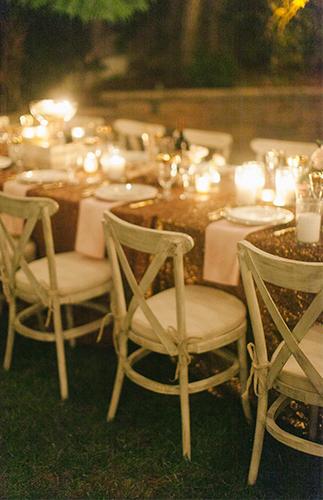 Gold Garden Party