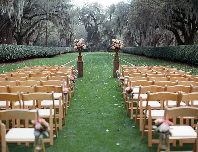 18 Ways to Design Your Garden Wedding