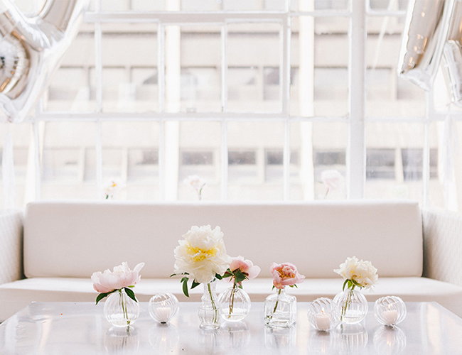 New York City Loft Wedding