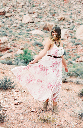 4South Nevada Boho Elopement