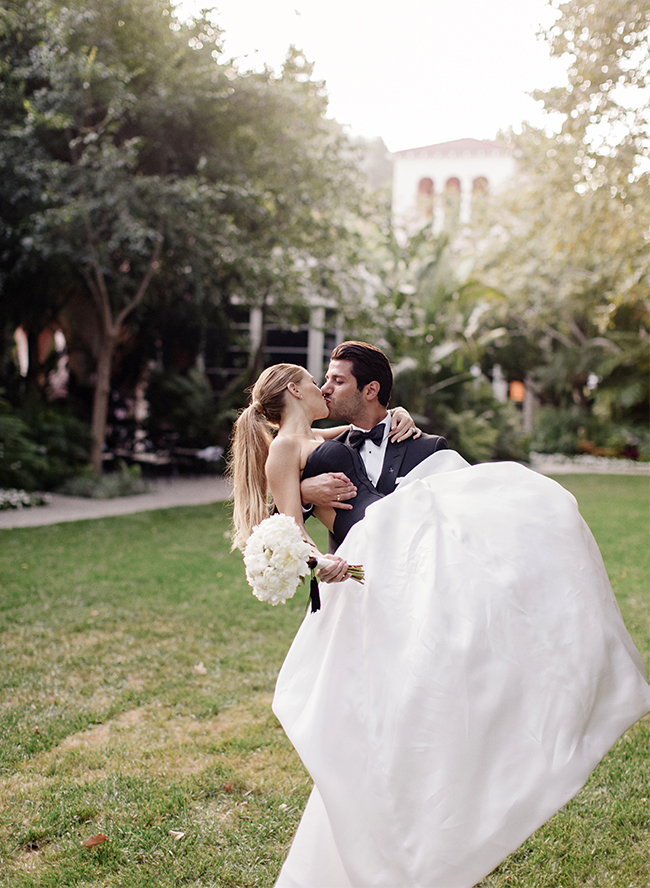 Hotel Bel Air Wedding