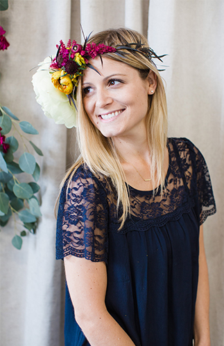 Flower Crown DIY Workshop