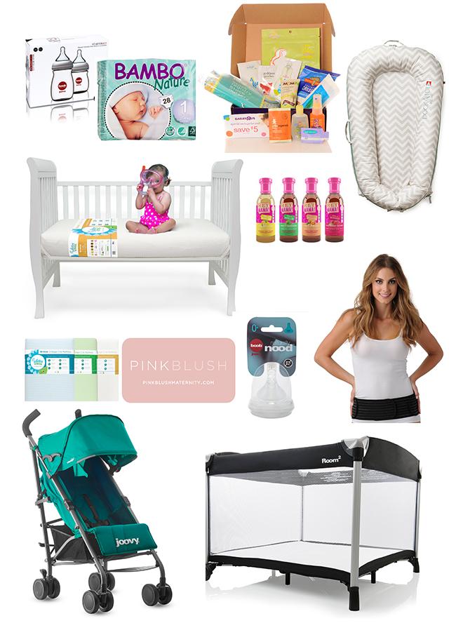 Gugu Guru Baby Registry Giveaway