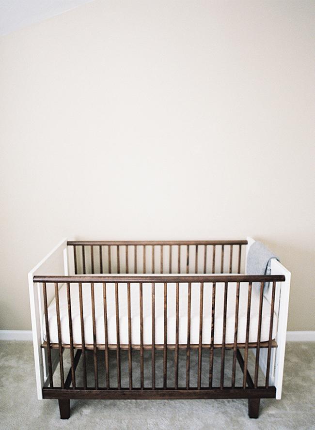 Sleek Neutral Nursery