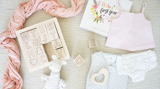 Editor's Picks: 13 Cute Products for Your Baby