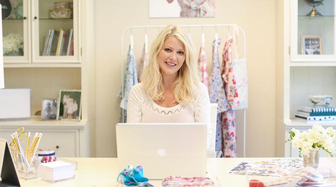 Working Mom: Charlotte Hale of Plum Pretty Sugar