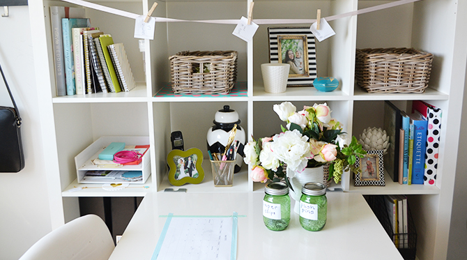 5 Ways to Spruce Up Your Desk