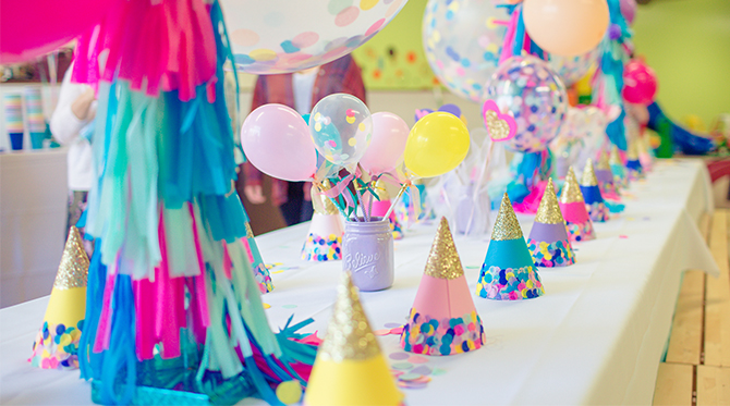A Pretty Princess Dress Up Birthday Party - Inspired By This