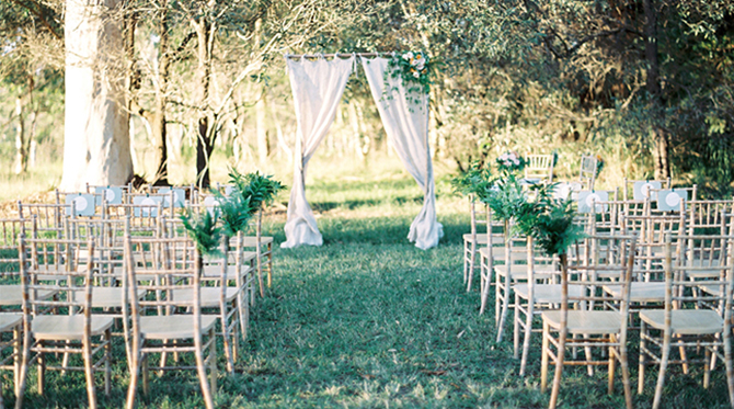 12 Ways to Incorporate Nature into Your Wedding