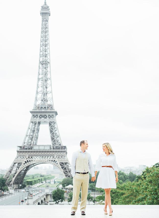 Paris Anniversary Photo Shoot - Inspired By This