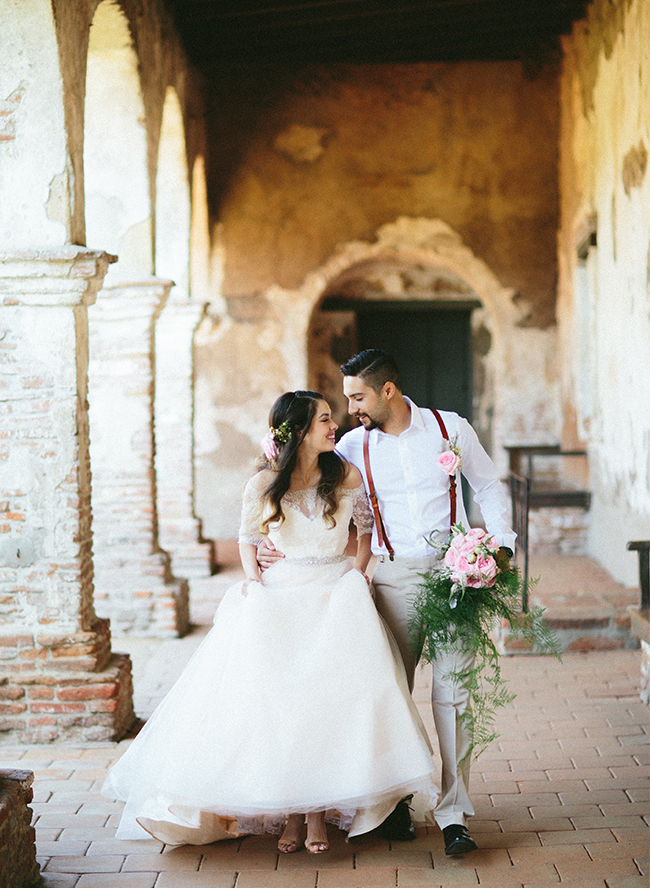 Wedding In Spanish.San Juan Capistrano Spanish Wedding Inspiration