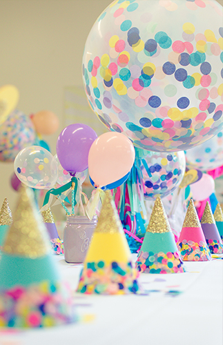 A Pretty Princess Dress Up Birthday Party Inspired By This