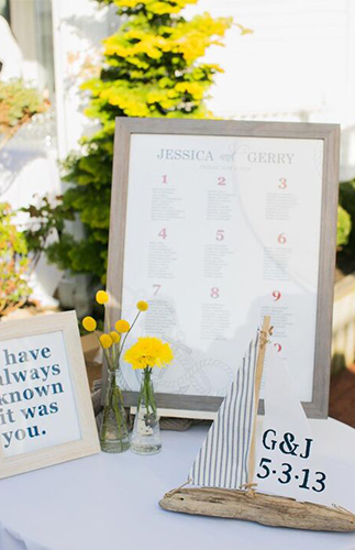20 Reasons to Have a Nautical Wedding