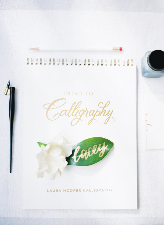 New Orleans Calligraphy Workshop