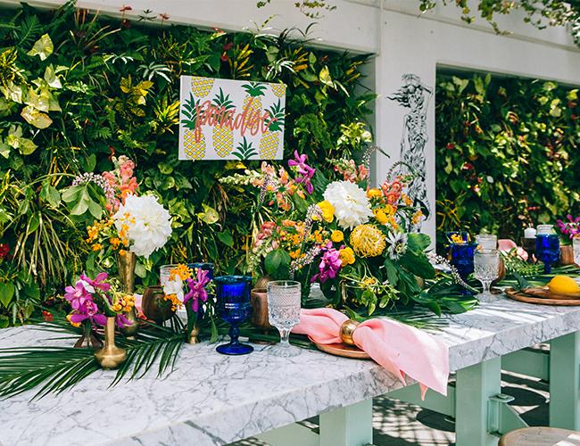482 Best Tropical Wedding Ideas Images On Pinterest: Tropical Wedding Rehearsal Dinner