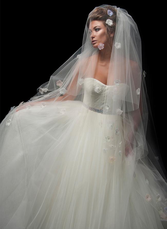 Ariel Taub Bridal Accessories